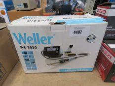 Weller WE1010 soldering station
