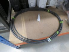Small reel of cable