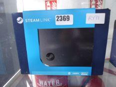 Steam Link box