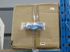 A box containing a quantity of fighter plane sets