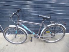 Grey Falcon gent's bike