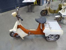 Ariel 3 Petrol powered Three wheel moped