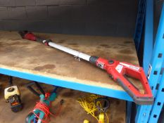 4059 Ozito long reach battery powered lopper