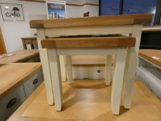 Hampshire Ivory Nest of 2 Tables (33)