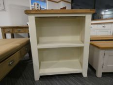 Hampshire Ivory Small Bookcase (34)