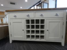 Large Sideboard with Winerack (41)