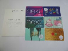 Various : Fashion & Beauty (x7) - Total face value £135