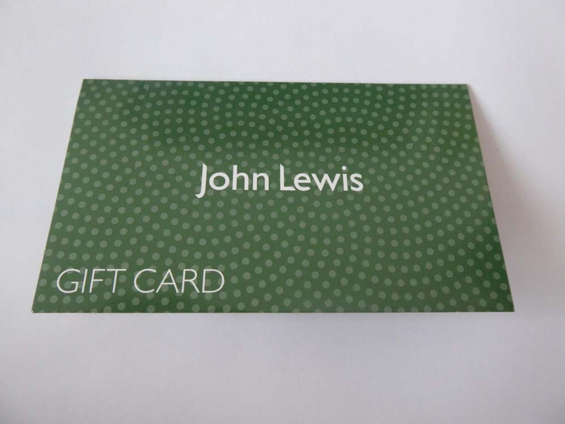 John Lewis (x2) - Total face value £750 - Image 2 of 2