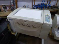 Laser Tools and Technics Corporation model ILSIII-30D.D-B2-12 large laser printer