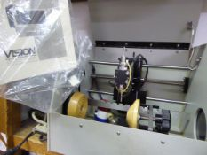 Vision cylindrical engraver