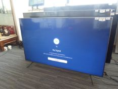 R24 58'' Samsung 4K Ultra HD TV UE58TU7110K inc Box B26
