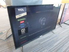 R22 32'' TCL TV 32ES568 inc Box B23