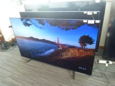 R23 Sony OLED 4K Ultra HD TV KD-65A8 inc Box B24