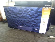 2354 R41 Sony 65'' 4K Ultra HD TV KD-65XH9005 inc Box B79