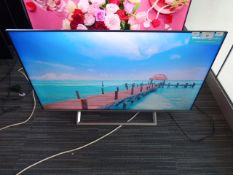 R46 HiSense 50'' TV H50B7500UK with remote and box B44