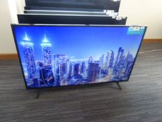 R8 50'' Hisense UHD 4K TV H50B7100UK inc Box B12