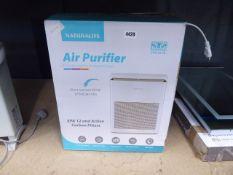 Neutralife air purifier (boxed)