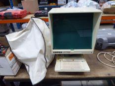 Copex LD75D microfiche unit