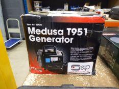 Boxed Medusa generator