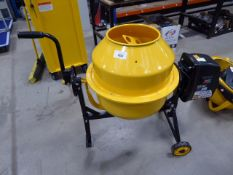 Small 63L electric cement mixer
