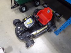 4049 - 4 wheel racing car style electric cart