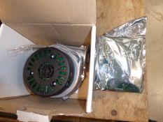 PCB board and boiler part fan
