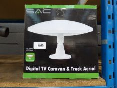 4055 - Digital TV caravan and truck aerial