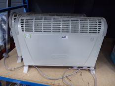 2 Delonghi convector heater