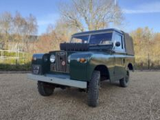UYM 60F (1968) Land Rover Series 2A 88 inch (SWB) first registered 15/05/1968, chassis no.