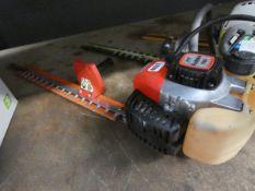 Fuji Robin petrol powered hedge cutter