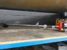 Robin petrol powered brush cutter