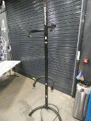 Large free standing bike rack