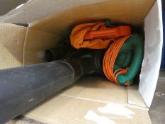 Black & Decker blow vac boxed