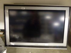 Viewsonic LCD 32'' monitor with part wall bracket