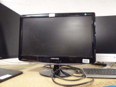 (164) Samsung 20'' PC monitor