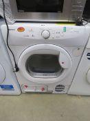 (117) Hoover 8kg sensor dryer