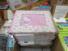 Hello Kitty First Little Moments photo frames (approx 40)