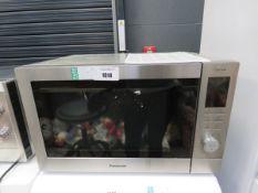 (106) Panasonic microwave