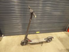 Reid large grey electric scooter