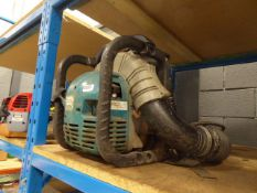 Makita petrol powered blower