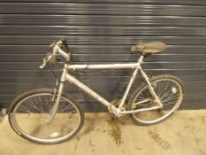 4027 Claude Butler silver gents cycle