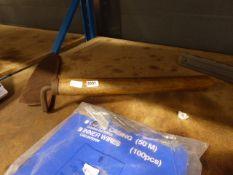 Early hay knife