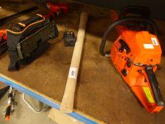 Pick axe handle
