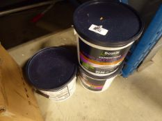 4042 3 tubs of rapid setting cement