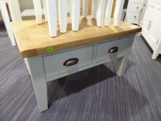 Hampshire Grey Large Coffee Table (79)