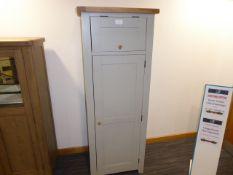 Hampshire Grey Slim Larder Unit (14)