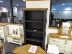 Hampshire Blue Large Bookcase (29)
