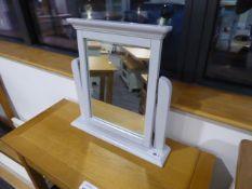 Banbury Grey Painted Dressing Table Mirror(97)