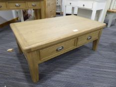 Wessex Smoked Oak Large Coffee Table (32)