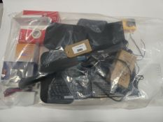 Quantity of keyboards, clocks and other electrical accessories